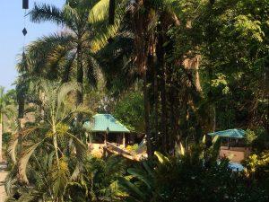 Hostel Plinio Restaurant, Parque Nacional Manuel Antonio, Costa Rica