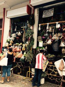 Market in San José Costa Rica