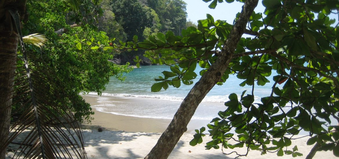 Playa Manuel Antonio, Costa Rica